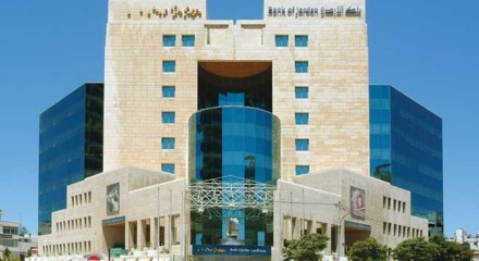 BANK OF JORDAN BUILDING PROJECT