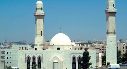 ABU-EISHEH MOSQUE PROJECT