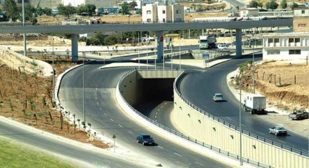 TUNNEL AND BRIDGE OF ABU-HURAIRA AND AL-QUDS ST. INEERSECTIONS PROJECT