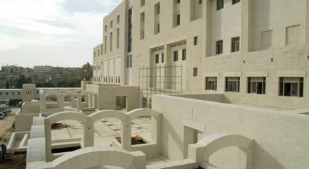 GENERAL SURGERY & INTERNAL MEDICINE BUILDING – AL-BASHIR HOSPITAL PROJECT
